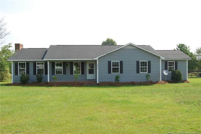 1273 Saint Andrews Chu Road, Sanford, NC 27332 (MLS #661398) :: Towering Pines Real Estate