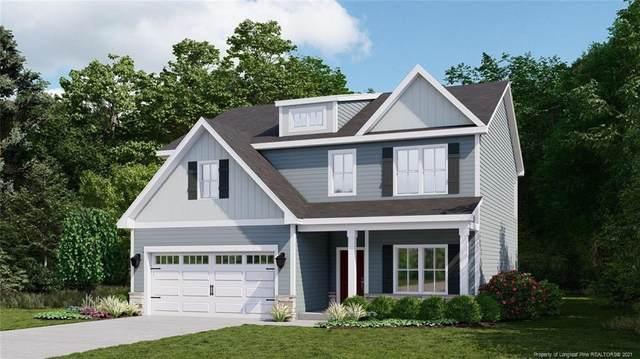 258 Creek Crossing Drive, Benson, NC 27504 (MLS #661442) :: Towering Pines Real Estate