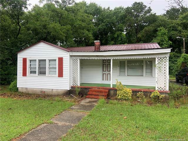 1704 Martin Luther King Drive, Elizabethtown, NC 28337 (MLS #661484) :: The Signature Group Realty Team