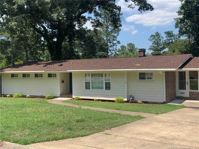 2530 Huntington Road, Fayetteville, NC 28303 (MLS #661514) :: Moving Forward Real Estate