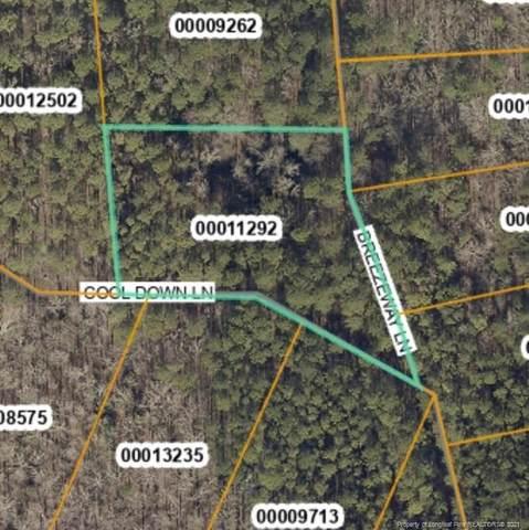 Lot 155 Breezeway Lane, Carthage, NC 28327 (MLS #661557) :: The Signature Group Realty Team