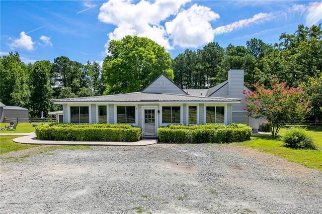731 Slocomb Road, Fayetteville, NC 28311 (MLS #661573) :: Towering Pines Real Estate