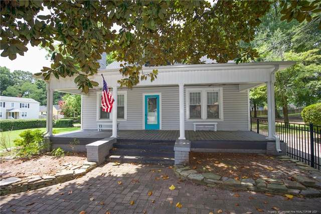 2003 Fort Bragg Road, Fayetteville, NC 28303 (MLS #661656) :: Moving Forward Real Estate