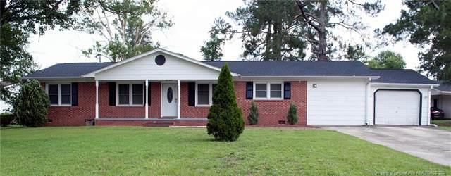 6706 Agnes Scott Court, Fayetteville, NC 28311 (MLS #661722) :: Moving Forward Real Estate
