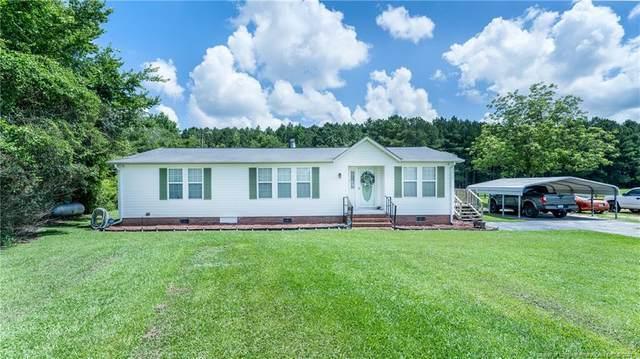 7487 E Great Marsh Church Road, St. Pauls, NC 28384 (MLS #661767) :: Towering Pines Real Estate