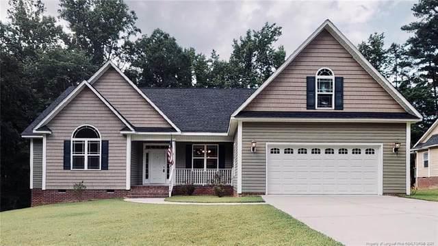 8014 Royal Drive, Sanford, NC 27332 (MLS #661804) :: Moving Forward Real Estate