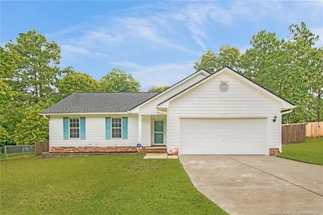 1577 Clan Campbell Drive, Raeford, NC 28376 (MLS #661809) :: Towering Pines Real Estate