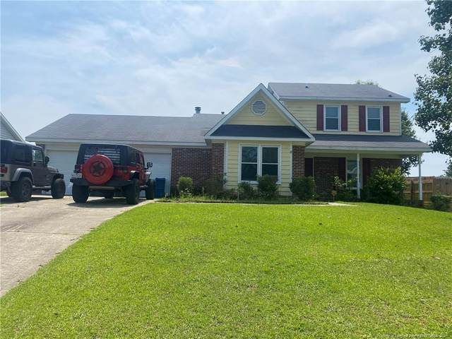 508 Murray Fork Drive NW, Fayetteville, NC 28314 (MLS #661858) :: The Signature Group Realty Team