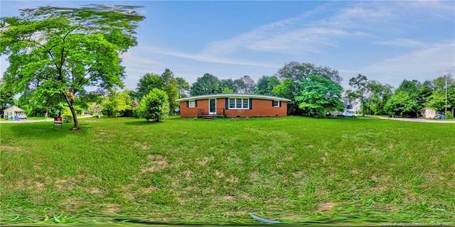 1613 Reeves Street, Fayetteville, NC 28314 (MLS #661878) :: EXIT Realty Preferred