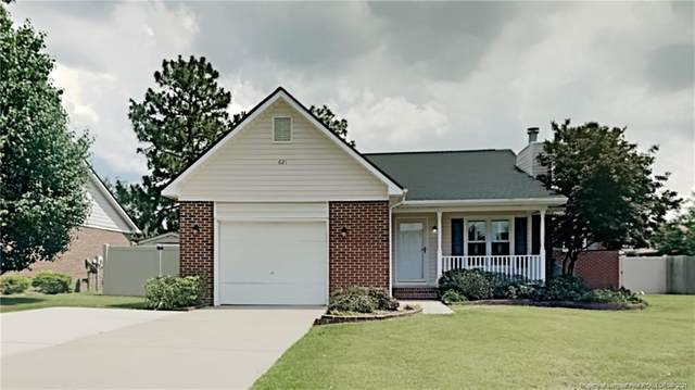 621 Sunnybrook Drive, Hope Mills, NC 28348 (MLS #661890) :: The Signature Group Realty Team
