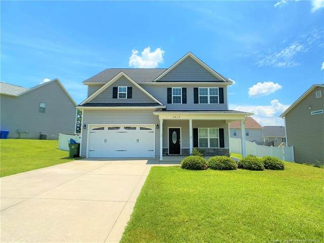 2917 Helmsman Drive, Fayetteville, NC 28306 (MLS #661911) :: Towering Pines Real Estate