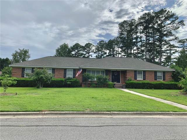 484 Lennox Drive, Fayetteville, NC 28303 (MLS #661924) :: Freedom & Family Realty