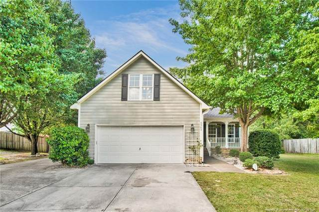 4363 Dominique Street, Hope Mills, NC 28348 (MLS #661926) :: The Signature Group Realty Team