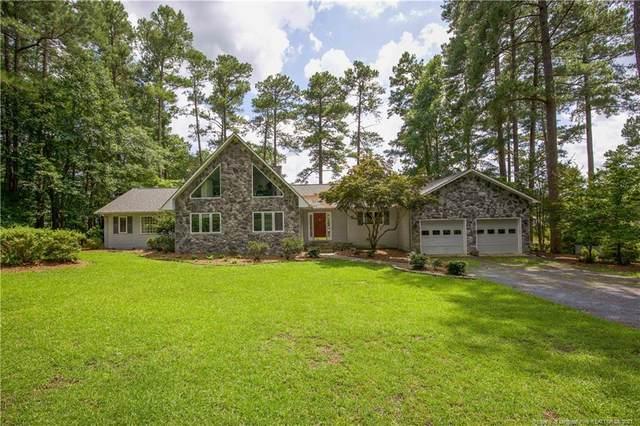450 Loblolly Drive, Vass, NC 28394 (MLS #661940) :: Towering Pines Real Estate