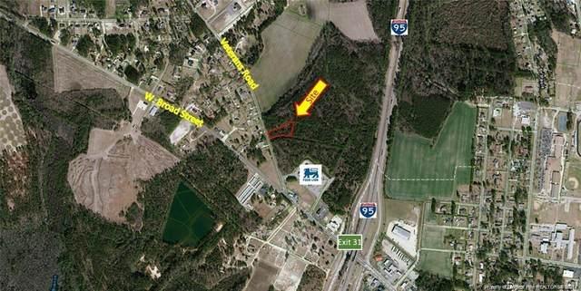 Veterans Road, St. Pauls, NC 28384 (MLS #661952) :: Towering Pines Real Estate