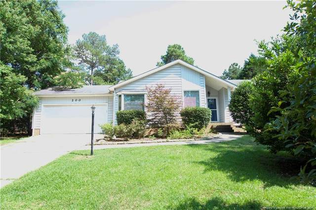 200 Forest Pond Drive, Cameron, NC 28326 (MLS #661983) :: Moving Forward Real Estate
