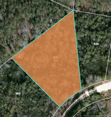 640 Pine Oak, Cameron, NC 28326 (MLS #662022) :: Moving Forward Real Estate