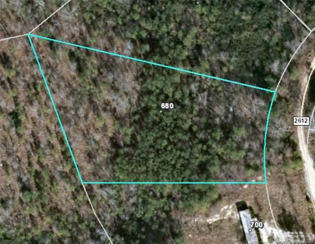 680 Pine Oak, Cameron, NC 28326 (MLS #662032) :: Moving Forward Real Estate