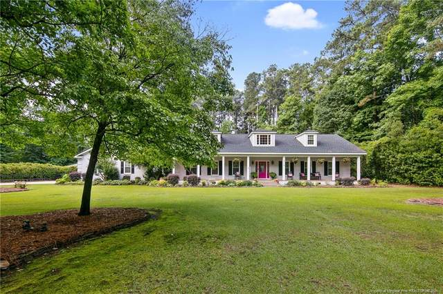 2114 Woods End Drive, Eastover, NC 28312 (MLS #662035) :: The Signature Group Realty Team