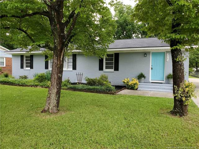 3713 Madison Avenue, Fayetteville, NC 28304 (MLS #662038) :: Moving Forward Real Estate
