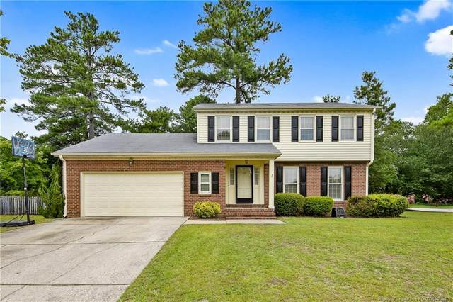 618 Tanglewood Drive, Fayetteville, NC 28311 (MLS #662069) :: Moving Forward Real Estate