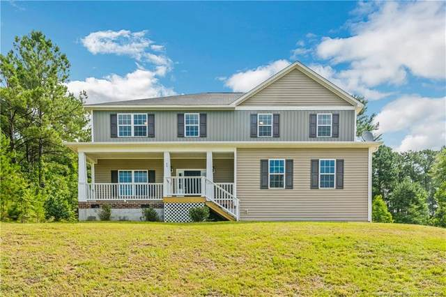 43 Tactical Drive, Bunnlevel, NC 28323 (MLS #662088) :: Freedom & Family Realty