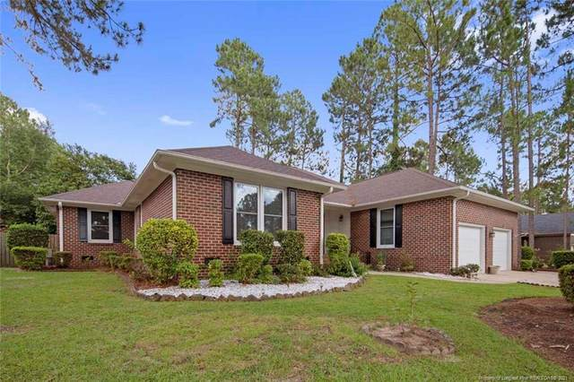 7764 Trappers Road, Fayetteville, NC 28311 (MLS #662099) :: Moving Forward Real Estate