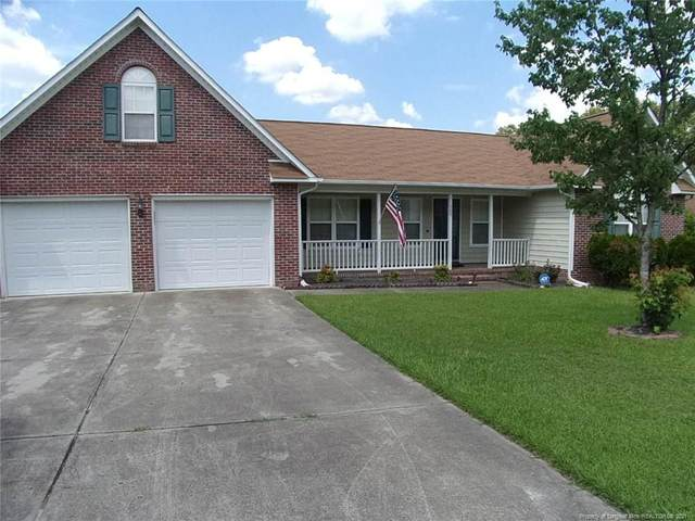 147 Spring Valley Drive NE, Raeford, NC 28376 (MLS #662113) :: Towering Pines Real Estate