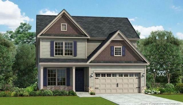 167 Springhaven (Lt231) Drive, Raeford, NC  (MLS #662132) :: Towering Pines Real Estate