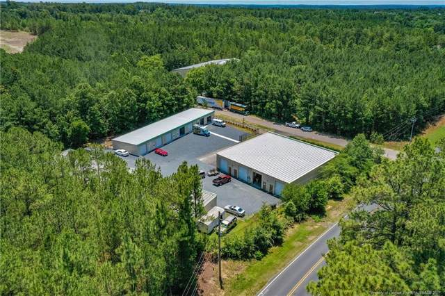 105 Parkway Drive B, Aberdeen, NC 28315 (MLS #662146) :: Freedom & Family Realty