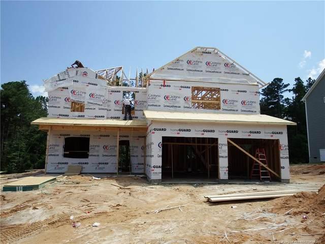 186 Silk Oak (Lot 276) Drive, Bunnlevel, NC 28323 (MLS #662178) :: Moving Forward Real Estate