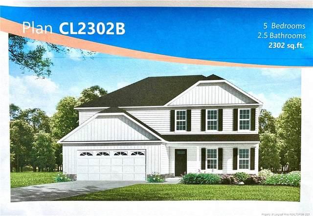 206 Silk Oak (Lot 277) Drive, Bunnlevel, NC 28323 (MLS #662183) :: Moving Forward Real Estate