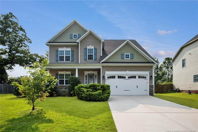 3205 Dove Hunter Circle, Fayetteville, NC 28306 (MLS #662193) :: Freedom & Family Realty