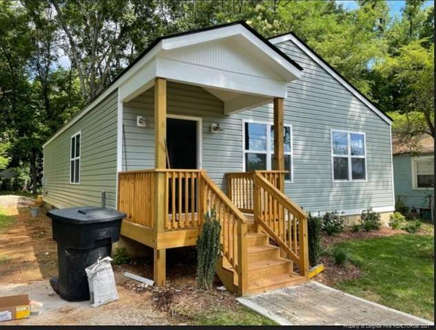 350 Beach End Road, Sanford, NC 27332 (MLS #662195) :: The Signature Group Realty Team