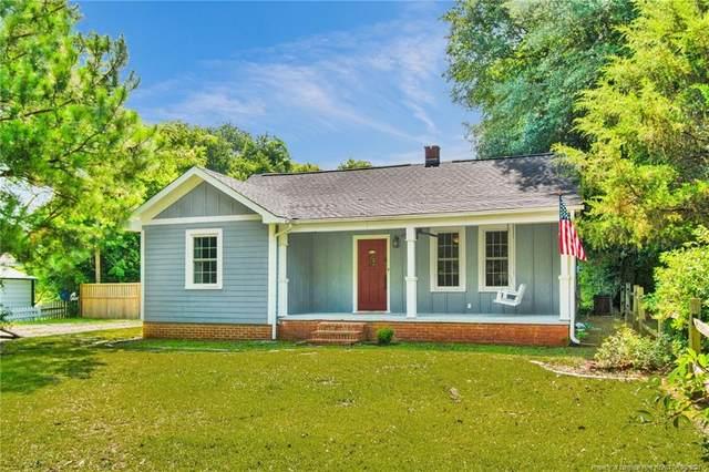 1655 N Ridge Street, Southern Pines, NC 28387 (MLS #662224) :: On Point Realty