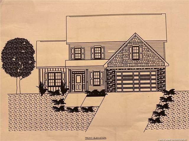 300 Hammock Lane, Raeford, NC 28376 (MLS #662229) :: Towering Pines Real Estate