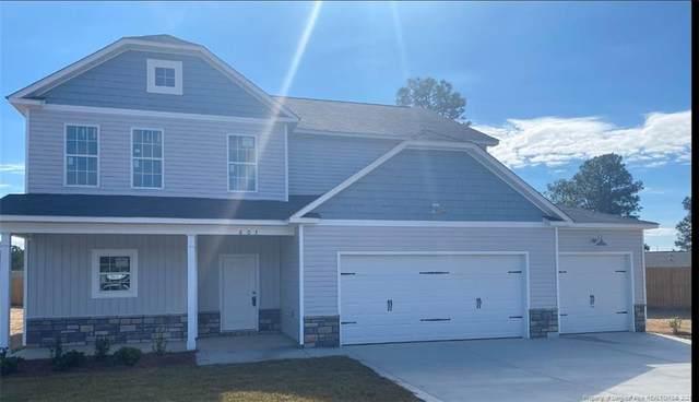 208 Hammock Lane, Raeford, NC 28376 (MLS #662230) :: Towering Pines Real Estate