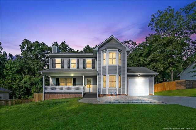 318 Oates Drive, Fayetteville, NC 28311 (MLS #662242) :: The Signature Group Realty Team