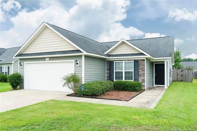 252 Roanoke Drive, Raeford, NC 28376 (MLS #662244) :: Towering Pines Real Estate