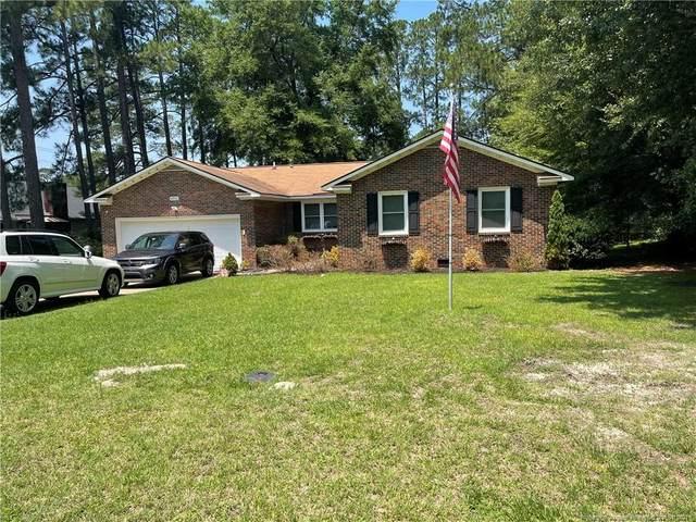 4911 Hampton Road, Fayetteville, NC 28311 (MLS #662251) :: Moving Forward Real Estate