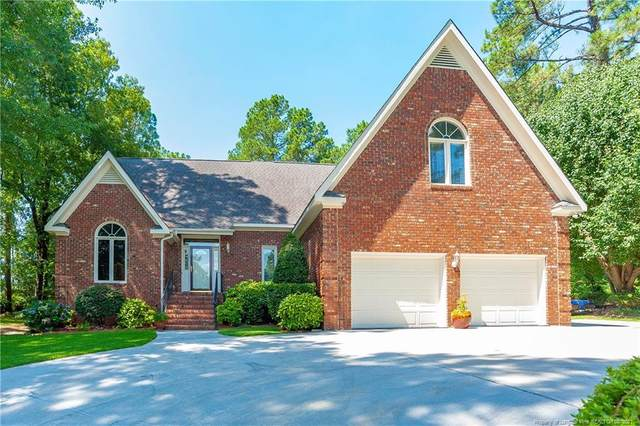 6040 Iverleigh Circle, Fayetteville, NC 28311 (MLS #662254) :: Moving Forward Real Estate
