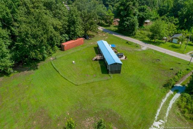 1331 Farrell Road, Sanford, NC 27330 (MLS #662258) :: The Signature Group Realty Team