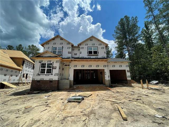 245 Education Drive, Spring Lake, NC 28390 (MLS #662262) :: The Signature Group Realty Team