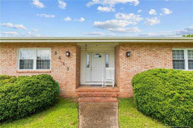 6443 Greyfield Road, Fayetteville, NC 28303 (#662263) :: The Helbert Team