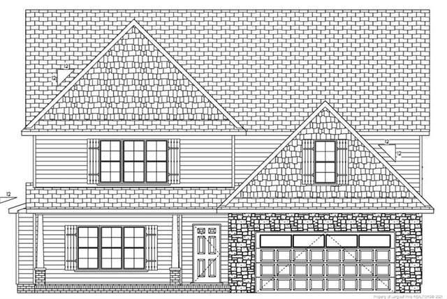 6425 Oak Grove Church Road, Stedman, NC 28391 (MLS #662274) :: Towering Pines Real Estate
