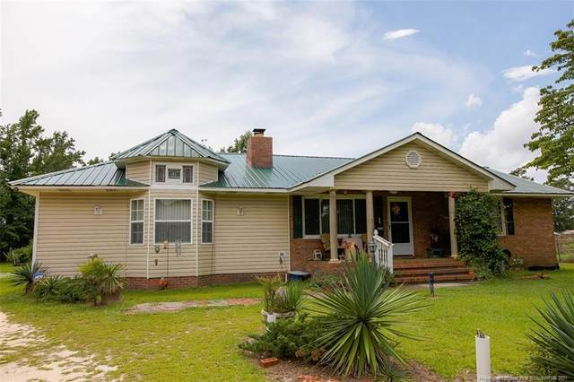 11097 Rennert Road, Shannon, NC 28386 (MLS #662280) :: The Signature Group Realty Team