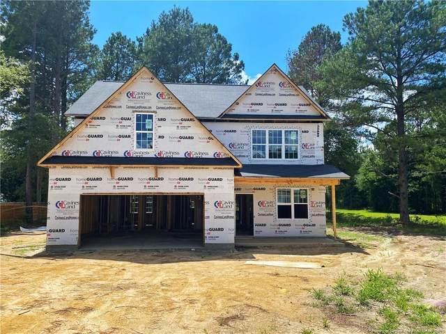 421 Kiki Drive, Fayetteville, NC 28312 (MLS #662281) :: Moving Forward Real Estate