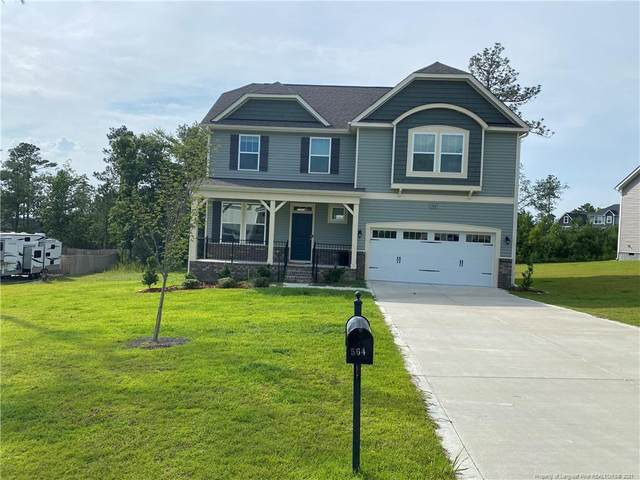 564 N Prince Henry Way, Cameron, NC 28326 (MLS #662284) :: The Signature Group Realty Team