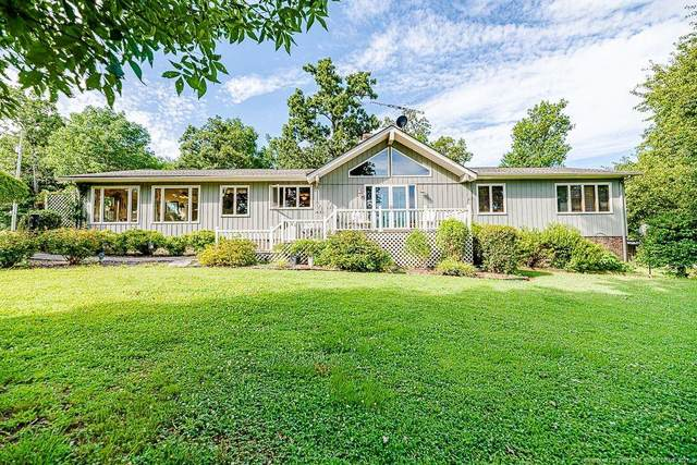 2514 Nc 22 Highway, BENNETT, NC 27208 (MLS #662294) :: The Signature Group Realty Team