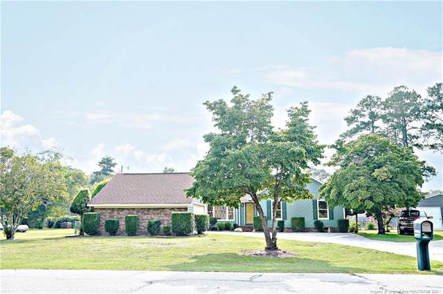 3430 Wipperwill Drive, Fayetteville, NC 28306 (MLS #662307) :: Towering Pines Real Estate
